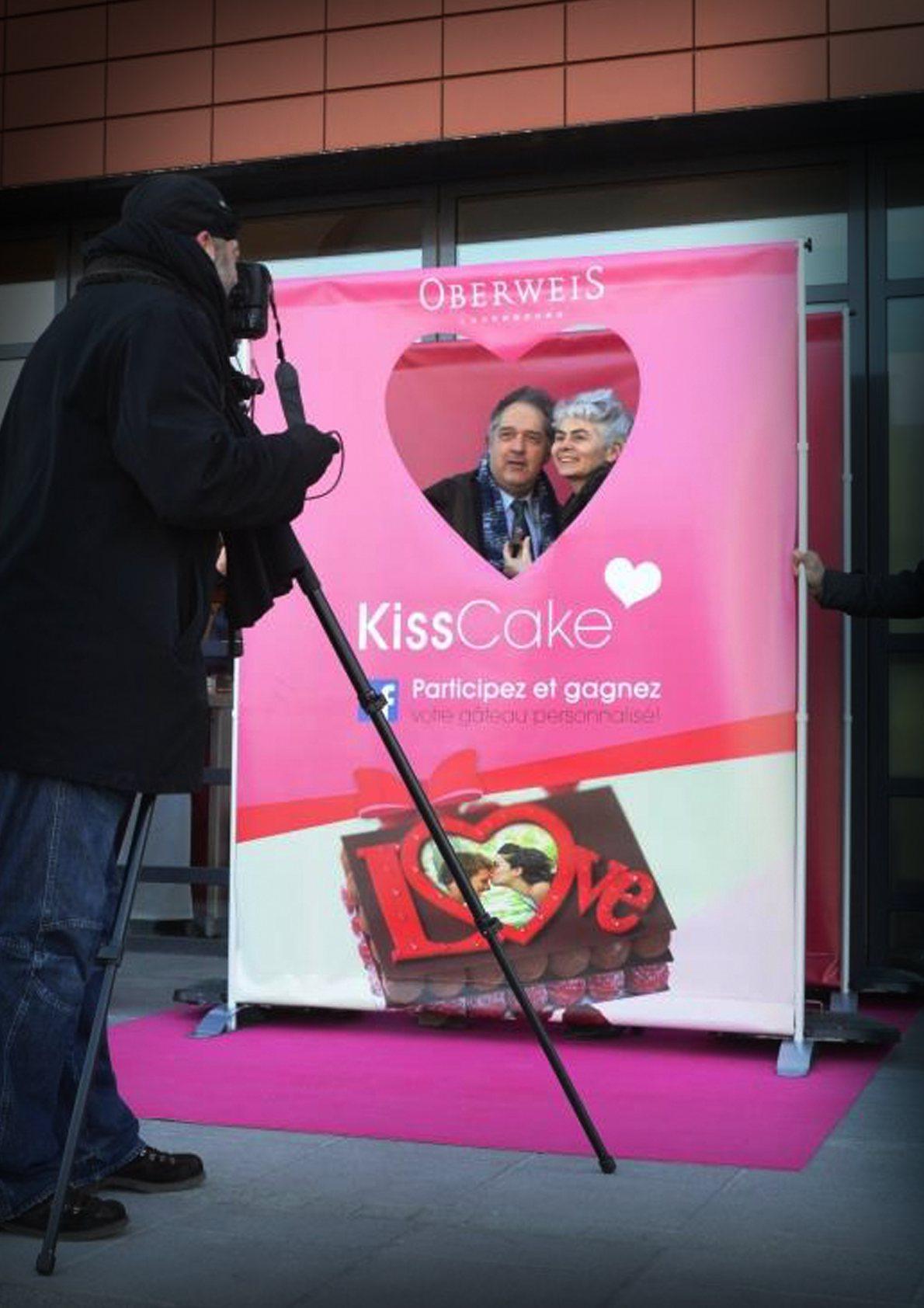 Oberweis Valentine S Day Kisscake Photoshoot Binsfeld
